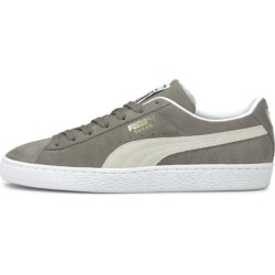 PUMA Suede Classic XXI Men's Sneakers in Steel Grey/White, Size 8.5 found on Bargain Bro Philippines from Puma for $70.00