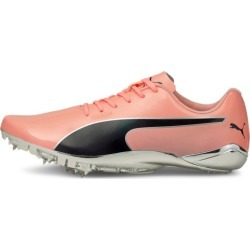 PUMA evoSPEED Electric 10 Men's Track Spikes Shoes in Elektro Peach/Black/Silver, Size 6 found on Bargain Bro Philippines from Puma for $120.00