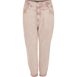 River Island Womens Plus pink high rise tapered jeans found on MODAPINS from RIver Island US for USD $84.00