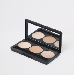 Womens Bronzing trio contour kit found on MODAPINS from River Island - UK for USD $15.20