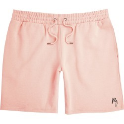 River Island Mens Masion Riviera coral slim fit shorts