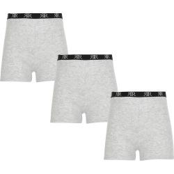 River Island Girls Grey RI modesty shorts 3 pack found on Bargain Bro UK from River Island - UK