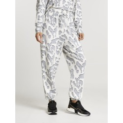 River Island Womens Cream leopard print pyjama bottoms found on Bargain Bro UK from River Island - UK