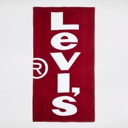 Mens River Island Levi's Red logo towel found on Bargain Bro UK from River Island - UK