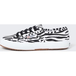 River Island Womens Superga black zebra lace up trainers found on MODAPINS from RIver Island US for USD $111.00