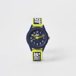River Island Boys Hype Yellow colour pop watch found on Bargain Bro UK from River Island - UK