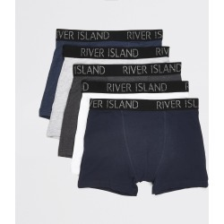 River Island Boys multicolour RI boxers multipack found on Bargain Bro UK from River Island - UK