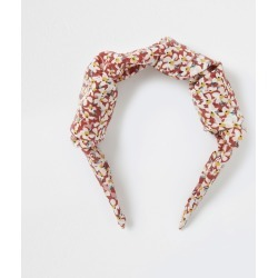 River Island Womens Red floral knot headband found on MODAPINS from River Island - UK for USD $13.83