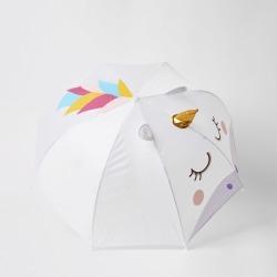 River Island Girls White Unicorn embellished umbrella found on Bargain Bro UK from River Island - UK