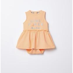 River Island Baby Orange 'Girl Power' romper dress found on Bargain Bro UK from River Island - UK