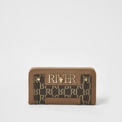 River Island Womens Beige RI branded purse found on Bargain Bro Philippines from RIver Island US for $34.00