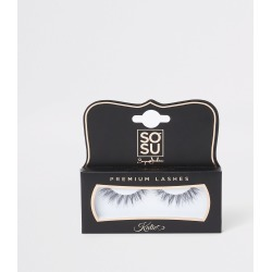 River Island Womens SOSUbySJ Premium Katie false eyelashes found on Makeup Collection from River Island - UK for GBP 5.46