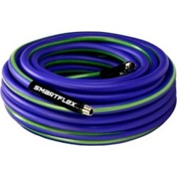 "SmartFlex 3/8"" x 50' Air Hose - 1/4"" MNPT Fittings - Sam's Club found on Bargain Bro from  for $23.58"