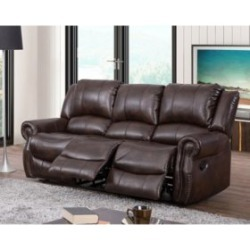 Turner Triple Reclining Fabric Sofa - Sam's Club found on Bargain Bro from  for $999