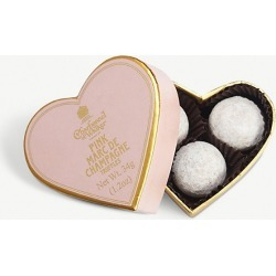 Pink Marc de Champagne milk chocolate truffles 340g found on Bargain Bro from Selfridges US for USD $5.70
