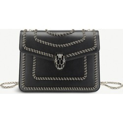 Serpenti Forever leather shoulder bag found on Bargain Bro Philippines from Selfridges US for $2635.00