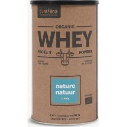 Natural whey protein powder 400g