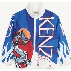 Dragon graphic lightweight jacket 4-12 years