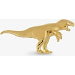 Alex Monroe Teeny Tiny T Rex 18ct yellow-gold single stud earring found on MODAPINS from Selfridges US for USD $230.00