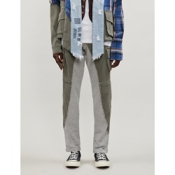 Deconstructed cotton-jersey cargo trousers found on Bargain Bro Philippines from Selfridges US for $270.00