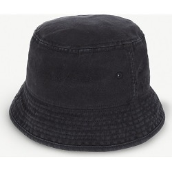 Yohji logo-embroidered cotton bucket hat found on Bargain Bro Philippines from Selfridges US for $21.00