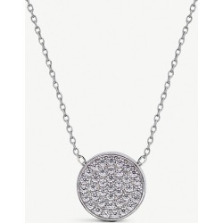 Gala sterling silver and gemstone necklace found on MODAPINS from Selfridges US for USD $89.00