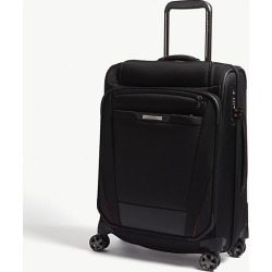 PRO-DLX 5 top pocket spinner suitcase 56cm found on Bargain Bro Philippines from Selfridges US for $410.00