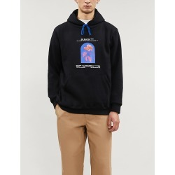 Graphic-print cotton-jersey hoody found on Bargain Bro Philippines from Selfridges US for $80.00