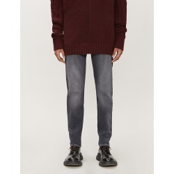 Slimmy Tapered Luxe Performance Plus slim-fit tapered jeans