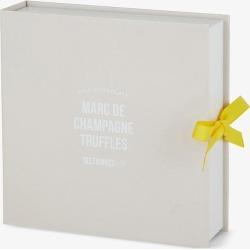 Milk chocolate Marc de Champagne truffles box of nine found on Bargain Bro from Selfridges US for USD $9.12