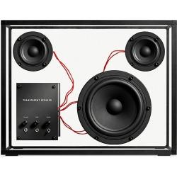 Transparent Sound speaker