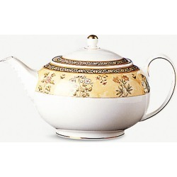 India bone china teapot 795ml