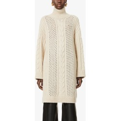 Diya oversized knitted jumper found on MODAPINS from Selfridges US for USD $465.00