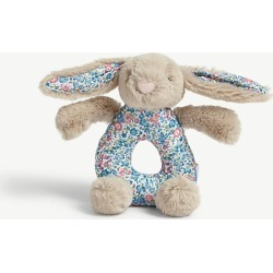 Blossom Bunny Grabber soft toy rattle