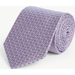 Medallion-print silk tie found on Bargain Bro Philippines from Selfridges US for $48.00