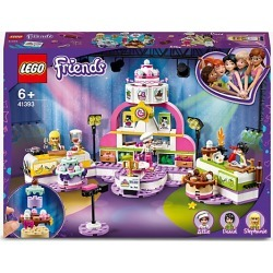LEGO® Friends Baking Competition set