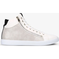 Kecker faux-leather high-top trainers found on Bargain Bro India from Selfridges US for $32.00