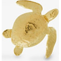 Alex Monroe Teeny Tiny Turtle 18ct gold stud earring found on MODAPINS from Selfridges US for USD $265.00