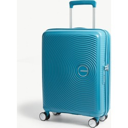 Soundbox expandable four-wheel cabin suitcase 55cm found on Bargain Bro India from Selfridges US for $130.00
