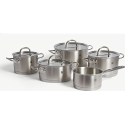 Prime cookware set of five