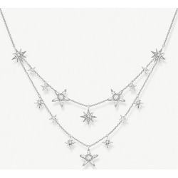 Magic Stars Constellation sterling silver necklace found on MODAPINS from Selfridges US for USD $400.00