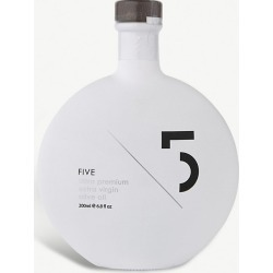 5ive ultra premium extra-virgin olive oil 200ml found on Bargain Bro India from Selfridges US for $16.50