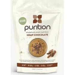 Dairy-free hemp and chocolate protein powder 500g