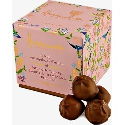Marc de Champagne milk chocolate truffles 100g found on Bargain Bro from Selfridges US for USD $7.22