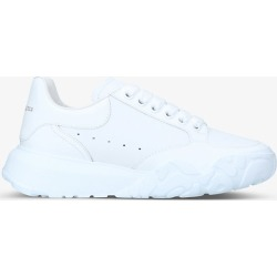 Oversized leather trainers found on Bargain Bro India from Selfridges US for $405.00