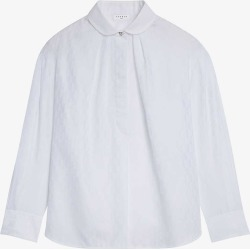 Elam embroidered cotton shirt found on Bargain Bro India from Selfridges US for $140.00