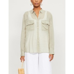 Ana Rumba relaxed-fit cotton-voile shirt found on Bargain Bro India from Selfridges US for $189.00