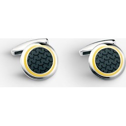 Mille miglia palladium-finish cufflinks found on MODAPINS from Selfridges US for USD $1040.00