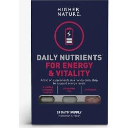 For Energy & Vitality supplements 100g