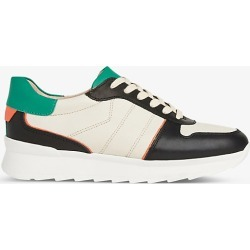 Tatiana leather low-top trainers found on Bargain Bro India from Selfridges US for $156.00